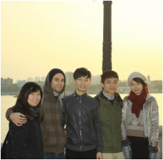 CouchSurfing in Guangzhou